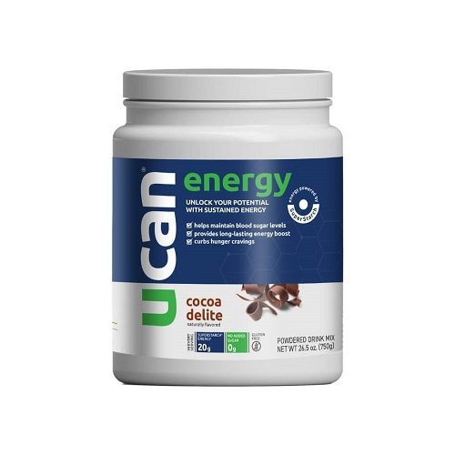 Cocoa Delite Energy pot